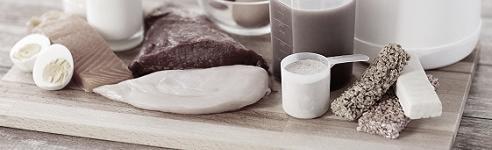 Protein / Eiweiß