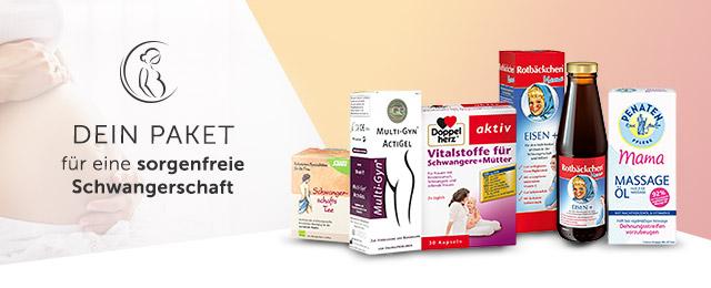 Schwangerschafts-Paket
